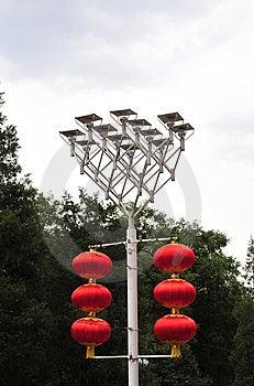 Lantern Stock Image - Image: 6092101