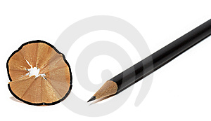 Sharpened Pencil Stock Photography - Image: 6092752