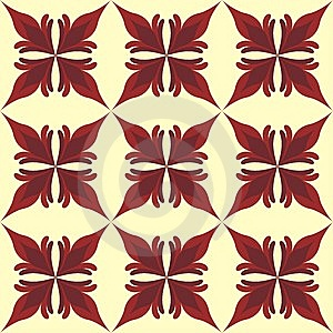 Ornament 004-pattern Royalty Free Stock Images - Image: 6094319