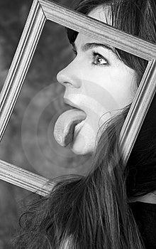 Young Girl Stock Image - Image: 6096041