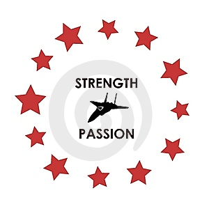 Strength Power Will Passion Stock Photo - Image: 6096300