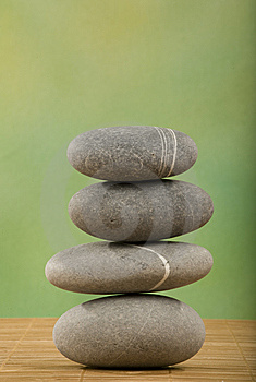 Stacked Stone Stock Photography - Image: 6097672