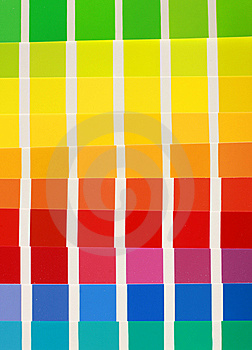 Color Swatch Royalty Free Stock Image - Image: 6098556