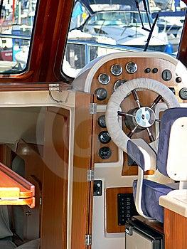 Stylish Control Panel Royalty Free Stock Images - Image: 6099159