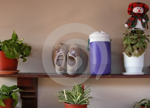 Home Objects Stock Photo - Image: 611300