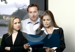 Don't Mess With Us Royalty Free Stock Image - Image: 611506