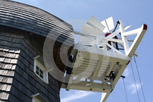 Windmill Directional Blades Stock Image - Image: 612771