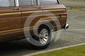 Seventies Wagon Royalty Free Stock Photo - Image: 616695