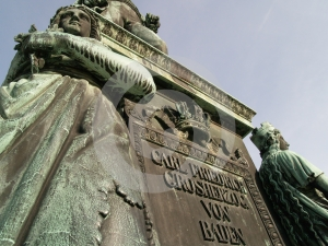 Statues Royalty Free Stock Image - Image: 618426