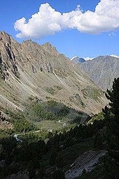 Altai Mountain In Summer Stock Photos - Image: 6100493