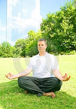 Outdoor Meditation Stock Photos - Image: 6113103