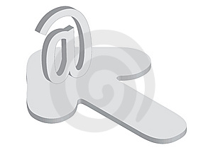 @ Symbol In Arrow - Vector Royalty Free Stock Photo - Image: 6123055