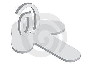 @ Simbolo In Freccia - Vettore Fotografia Stock Libera da Diritti - Immagine: 6123055