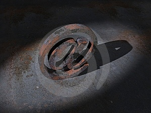 Symbol @ Royalty Free Stock Image - Image: 6123836