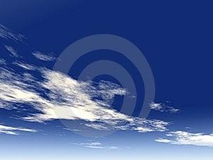 Dark Blue Sky Royalty Free Stock Images - Image: 6125019