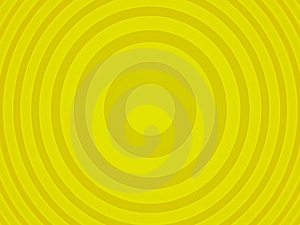 Yellow Target Royalty Free Stock Photography - Image: 6125077