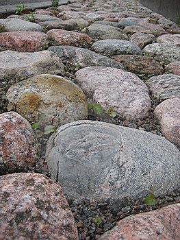 The Stones Stock Image - Image: 6127431