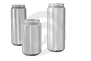 Aluminum Beer Can Royalty Free Stock Photos - Image: 6129118
