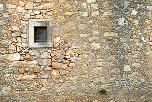 Fragment Of Ancient Fortress Royalty Free Stock Photo - Image: 6130985