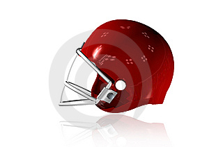 3D Render Helmet Royalty Free Stock Images - Image: 6133369