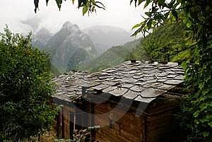 Casa De Campo Da Nacionalidade De Dulong Imagem de Stock - Imagem: 6136671