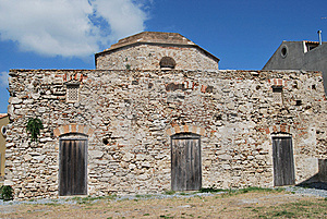 Byzantine Church Stock Photography - Image: 6136862