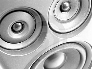 Speaker Royalty Free Stock Image - Image: 6140176