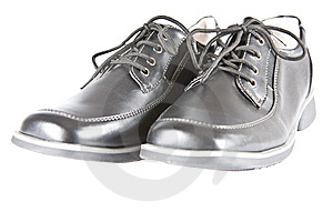 School Shoes For The Boy. We Prepare For School. Royalty Free Stock Image - Image: 6145956