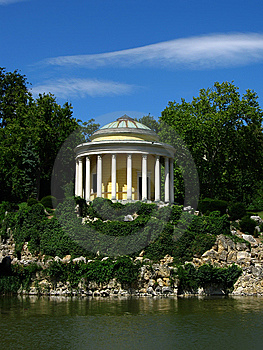 Leopoldinentempel In Austria Royalty Free Stock Photos - Image: 6146378