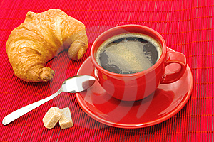 кофе пролома Стоковые Изображения - изображение: 6147254