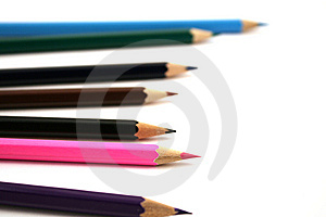 Colorful Pencils Stock Image - Image: 6147771
