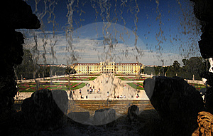 Castle Schonbrunn, Vienna Royalty Free Stock Photography - Image: 6150797