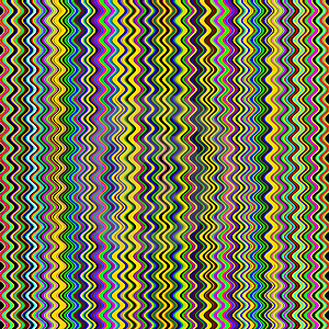 Colorful Waves Background Stock Images - Image: 6151584