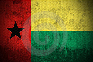 Grunge Flag Of Guinea-Bissau Stock Photos - Image: 6151873