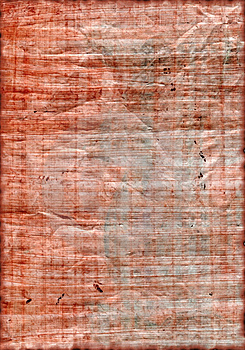 Antique Red Papyrus Texture Stock Photos - Image: 6152713