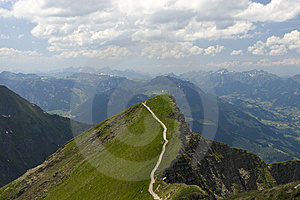 Way To Top Stock Image - Image: 6154471