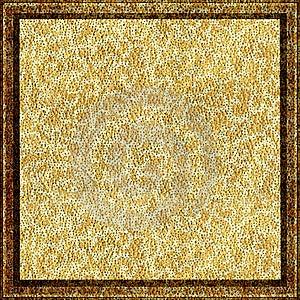 Golden Wallpaper Stock Photos - Image: 6154733