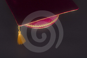 Master's Cap(3) Royalty Free Stock Photo - Image: 6156695