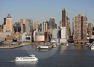 New York Water Transportation Stock Photos - Image: 6157283