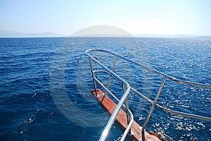 Far Out On Sea Stock Photos - Image: 6157903