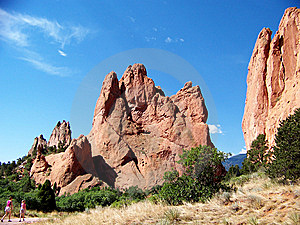 Rocks And Mountains Stock Images - Image: 6159054