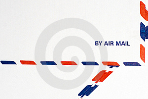 By Air Mail Stock Photography - Image: 6165642