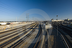 Track Lines Stock Photos - Image: 6166513