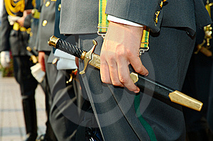 Military Review Royalty Free Stock Image - Image: 6167506