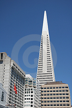Transamerica Pyramid Royalty Free Stock Photo - Image: 6174465
