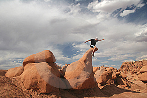 Goblin Valley State Park Royalty Free Stock Photography - Image: 6174607