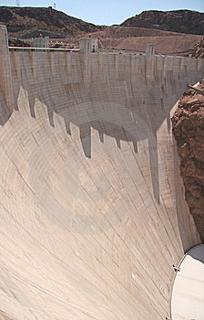 Hoover Dam Stock Photo - Image: 6174670