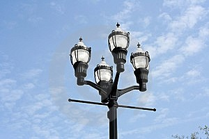 Street Lights Stock Images - Image: 6176884