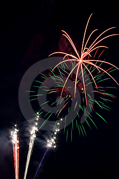 Fireworks Royalty Free Stock Photography - Image: 6181817