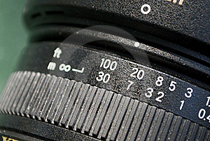 Focal Length Stock Photo - Image: 6189050